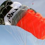 Photo voile parachute